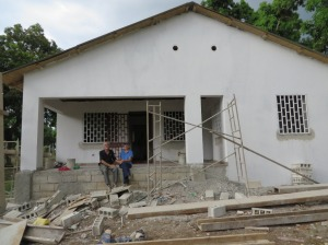 Hope Force Haiti House