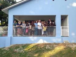 HAITI HFI dedication