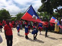 flag day parade 2016